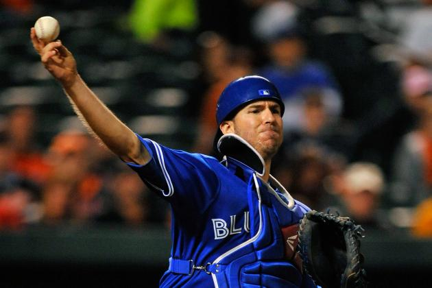 Texas Tried to Trade for Arencibia