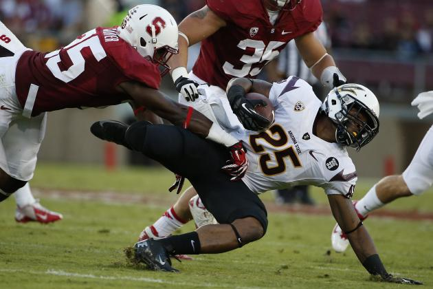 Pac-12 Championship 2013: Stanford vs. Arizona State Spread, BCS Impact, More