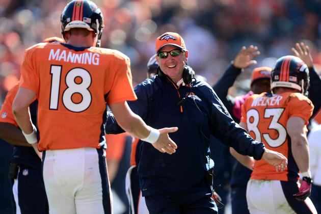 Tennessee Titans vs. Denver Broncos: Breaking Down Denver's Game Plan