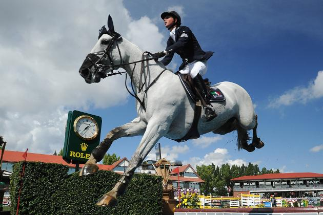 Ben Maher: Showjumper Sued for £700,000 in 'Secret Profits' Case