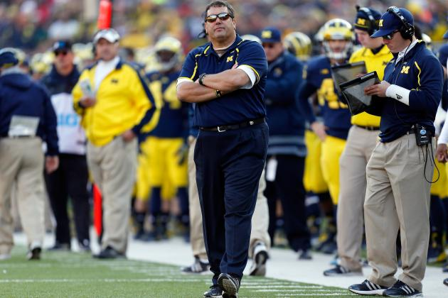 Michigan Football: Charting the Downturn and the State of the U