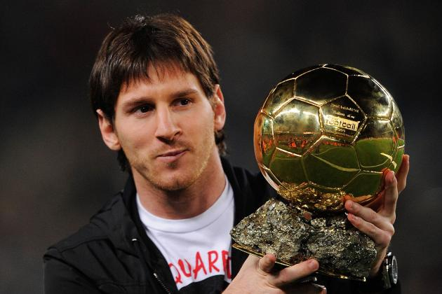 Lionel Messi Has Beaten Cristiano Ronaldo to Ballon D'Or, Claims News Agency