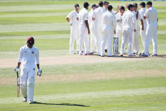 New Zealand vs. West Indies, 1st Test: Scorecard, Report from Dunedin Day 3