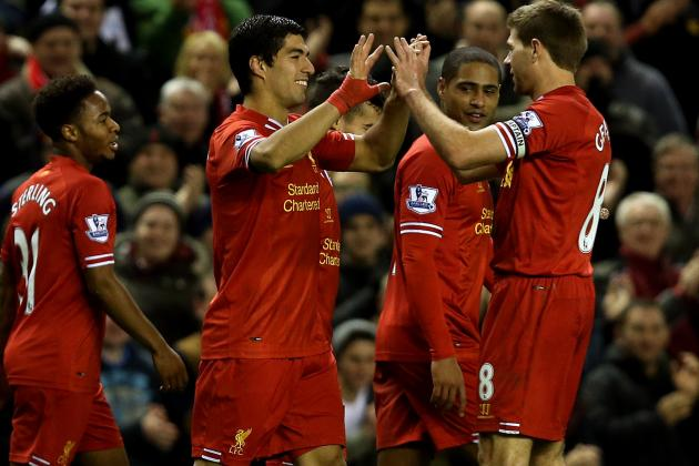 Luis Suarez Super Show Staggeringly Blamed on Norwich Defence by Chris Hughton