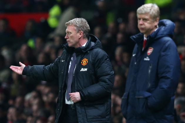 Arsene Wenger Refuses to Write off Manchester United as Arsenal's Test Looms