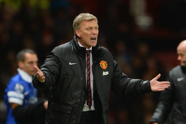 David Moyes Labelled Everton Supporters a F***ing Disgrace, Fan Tweets