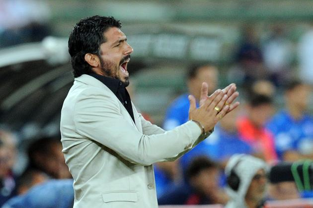 Gennaro Gattuso Says Women Have No Place in Football After Milan Shake-Up