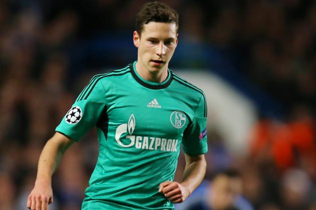 Arsenal Transfer Rumours: Julian Draxler Would Echo Mesut Ozil Capture