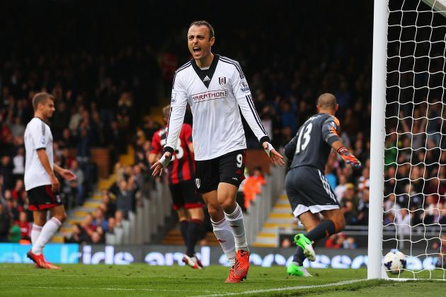 Analyzing Whether Dimitar Berbatov Could Solve Arsenal's Striking Dilemma