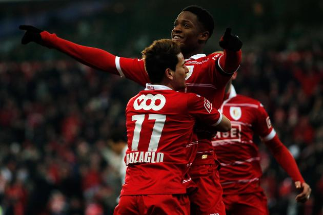 Michy Batshuayi Chased by Arsenal, Claims Standard Liege President