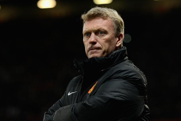 How Manchester United and David Moyes Can Restore Premier League Title Hopes