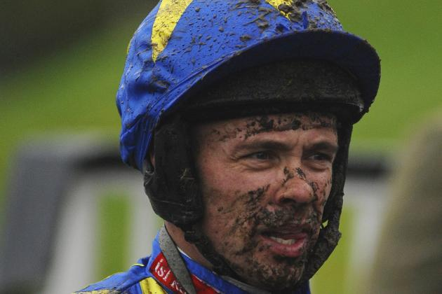 Jockey Timmy Murphy Banned for 'Altercation' in Weighing Room