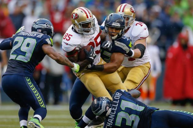 Dissecting Most Crucial Matchups in 49ers' Week 14 Contest with Seahawks