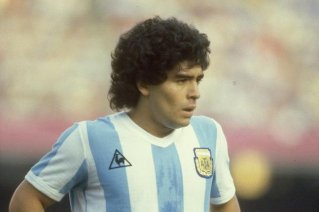 The Best XI in the History of the World Cup: Starring Pele, Zidane and Maradona