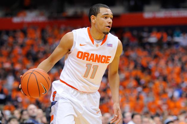Syracuse's Ennis Making Case as Nation's Top Frosh