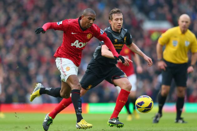 Manchester United Transfer Rumours: Time to Sell Ashley Young and Anderson