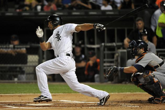 White Sox Must Maximize Bench Versatility
