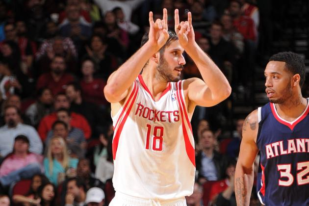 Rockets' Omri Casspi Will Represent Israel for Hanukkah at White House