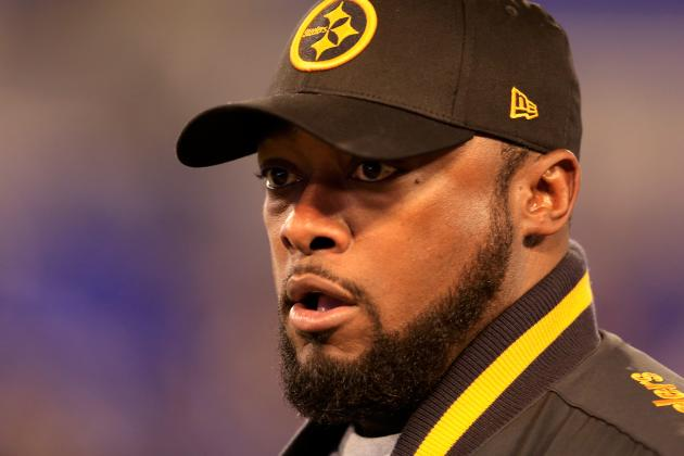 Mike Tomlin Threatened by Dolphins Player