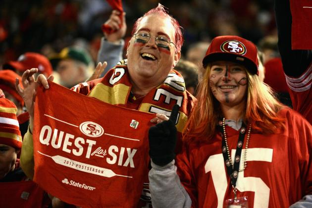 49ers Fans Have Apparently Forgotten How to Cheer for Their Team
