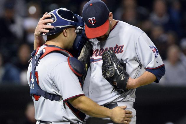 Minnesota Twins: As It Stands, Pinto Is 2014 Starting Catcher