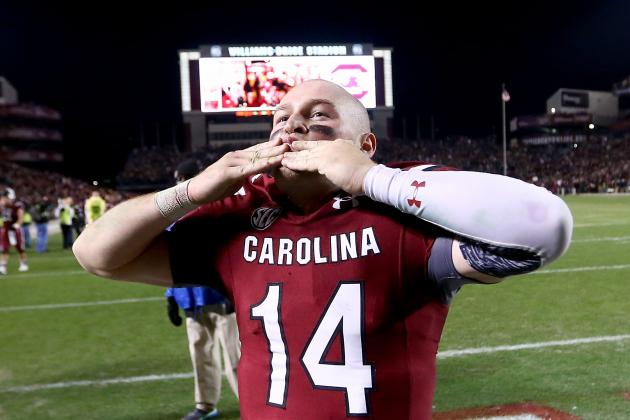 Why Connor Shaw Is the Greatest South Carolina Quarterback Ever