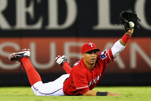 Report: Rangers' Leonys Martin, His Family Victims of Kidnapping and Extortion