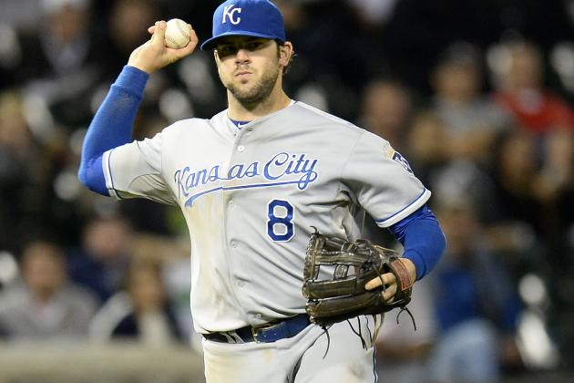 Mike Moustakas Reports to the Winter Leagues