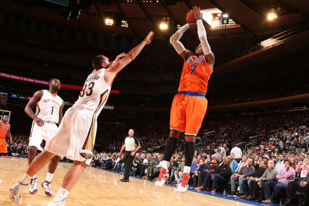 Offense, Not Defense, Is Key to New York Knicks Turning Season Around
