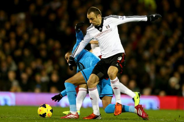 Arsenal Transfer Rumours: Dimitar Berbatov Would Be Good Fit for Arsene Wenger