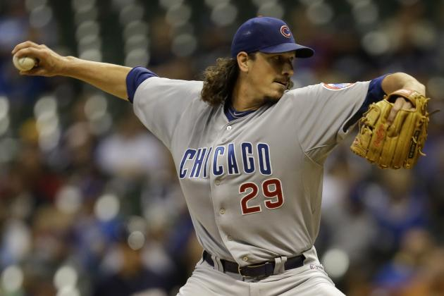 Jeff Samardzija Would Be a Perfect Fit for New York Yankees' Rotation