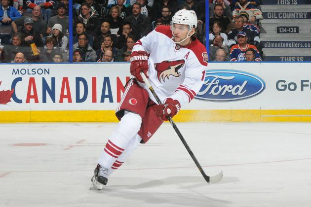 How Can the Phoenix Coyotes Fix Porous Penalty Killing for 2013-14?