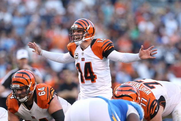 Colts vs. Bengals: Breaking Down Cincinnati's Game Plan