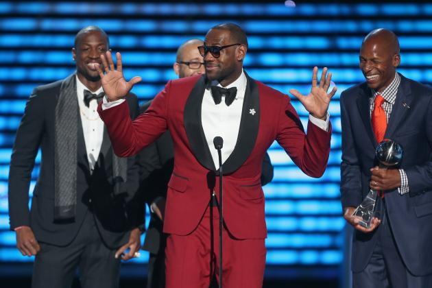 Report: LeBron James Will Be Starring in a Feature Film Co-Starring Kevin Hart