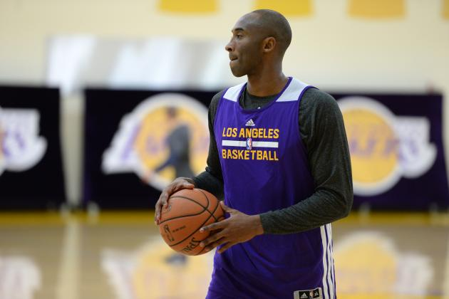 Will Kobe Bryant Have to Play Point Guard for LA Lakers?