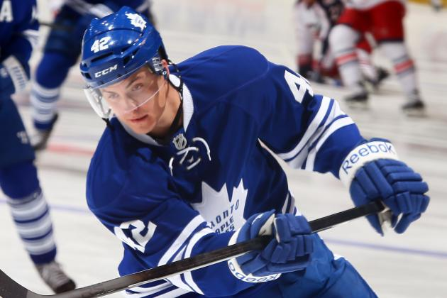 Leafs' Bozak Injured Again, out 'Extended Period'