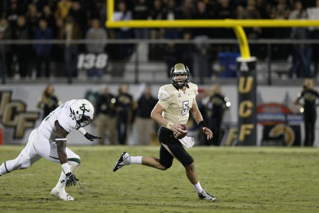 College Football Picks: Central Florida at SMU Odds and Predictions