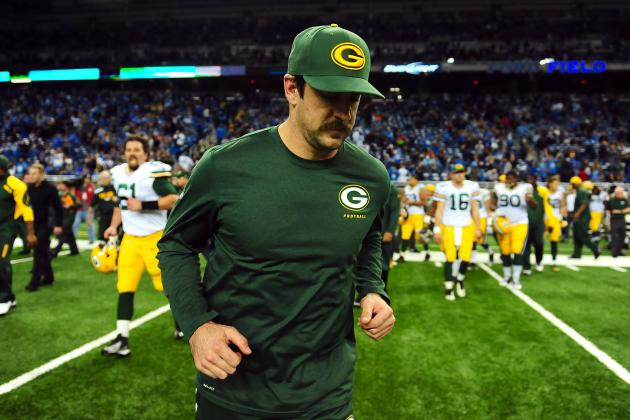 How Much Has Aaron Rodgers' Absence Really Hurt the Packers?