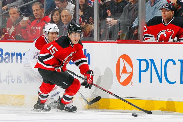 Reid Boucher to Make NHL Debut Tonight for New Jersey Devils