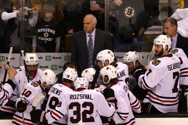 What Is the Ideal System for Versatile Chicago Blackhawks?