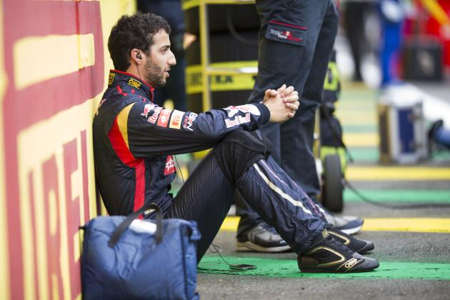 F1 Driver Daniel Ricciardo, at 143 Pounds, Needs to Lose Weight to Help His Team