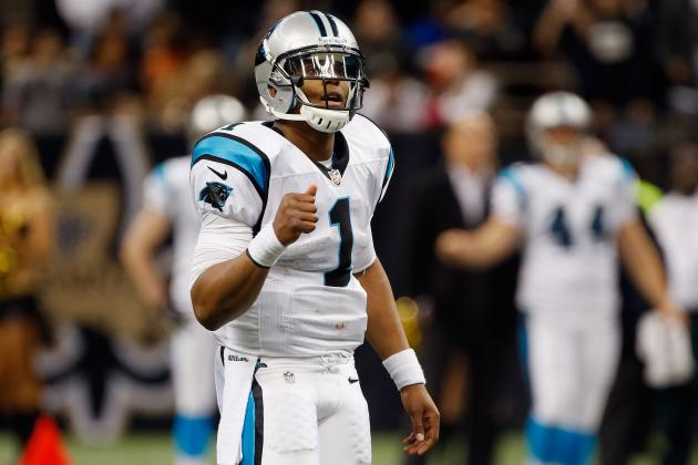 How Cam Newton, Panthers Offense Can Survive Hungry Saints D in Superdome