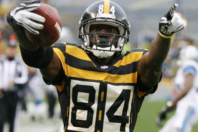 Grimes on Steelers WR Antonio Brown