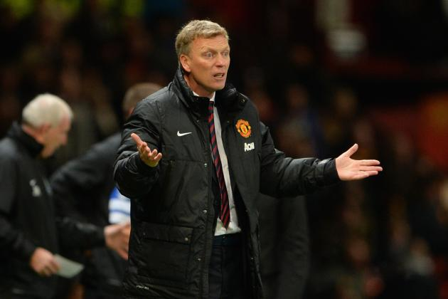 What Becomes of Moyes Should United Fail to Qualify for Champions League?