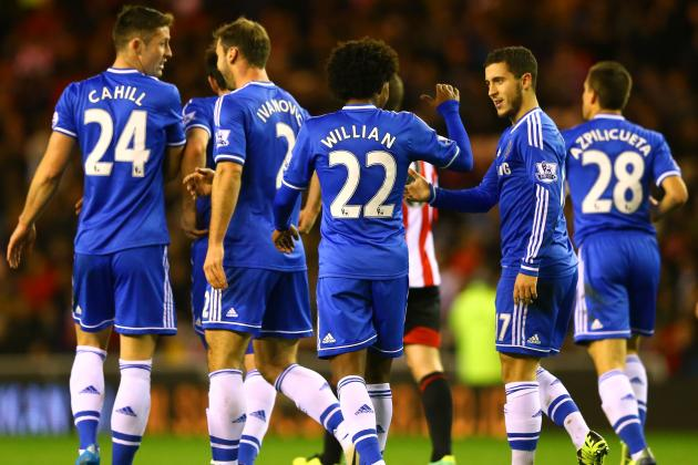 Stoke City vs. Chelsea: Date, Time, Live Stream, TV Info and Preview