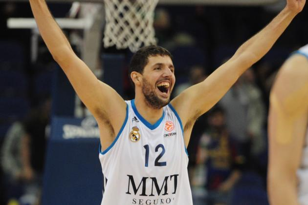 How Good Can Chicago Bulls' Super-Prospect Nikola Mirotic Be in the NBA?