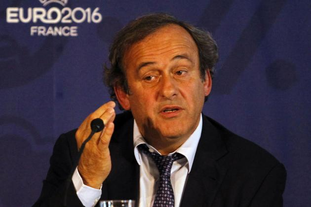 UEFA President Michel Platini Calls for End of Yellow Cards in Football (Poll)