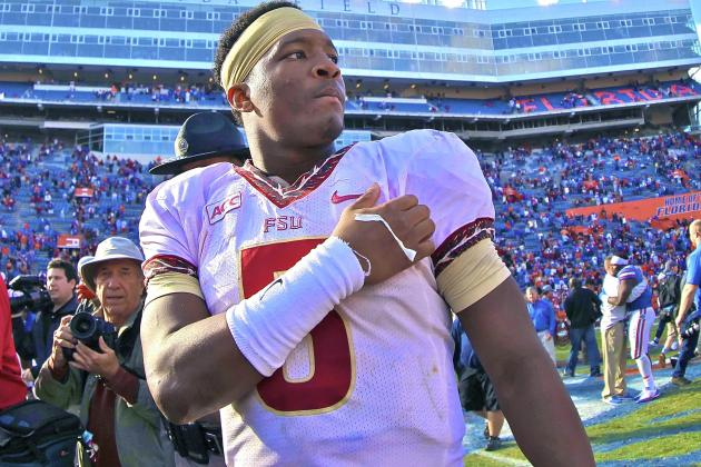 Jameis Winston Will Not Be Charged in 2012 Sexual Assault Case