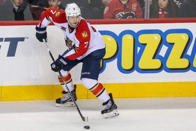 Is the Avalanche Interested in Florida Defenseman Dmitry Kulikov?