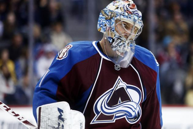 Semyon Varlamov Could Be Russian Goalie Starter in Olympics